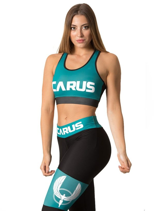 Top Fitness Icarus Nero/Verde