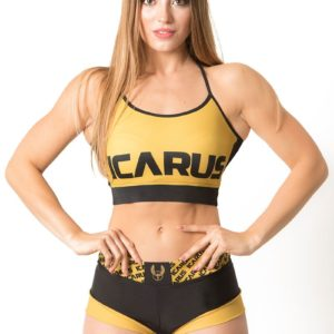 Coulotte Fitness Icarus Nera/Oro